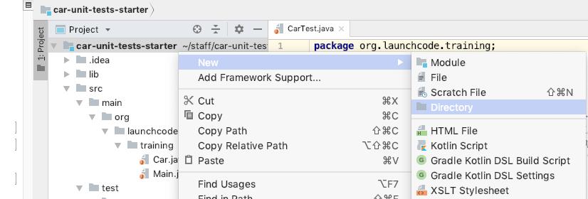 Configuration: IntelliJ — LaunchCode: GIS DevOps documentation