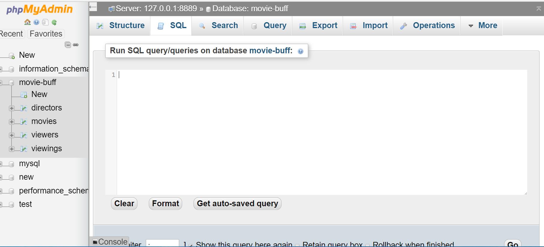 Studio: Databases Part 2 :: Unit 2: Web Fundamentals